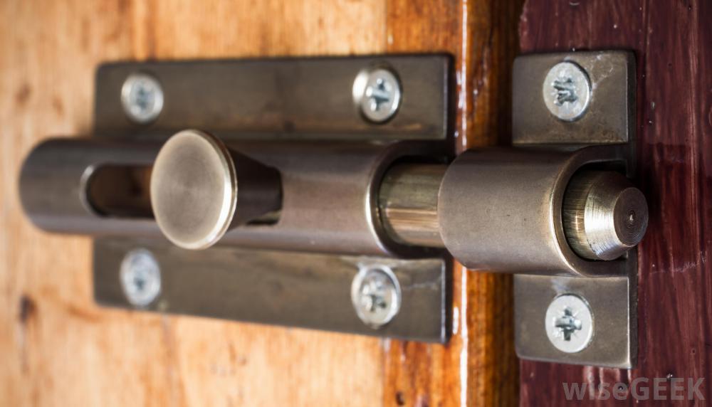 deadbolt door knob photo - 4