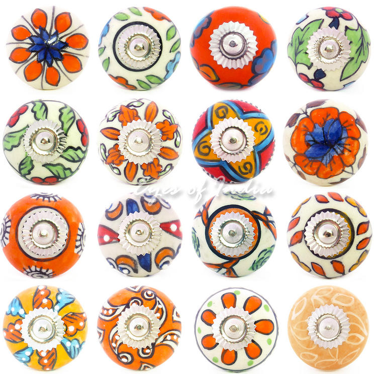 decorative cabinet door knobs photo - 13