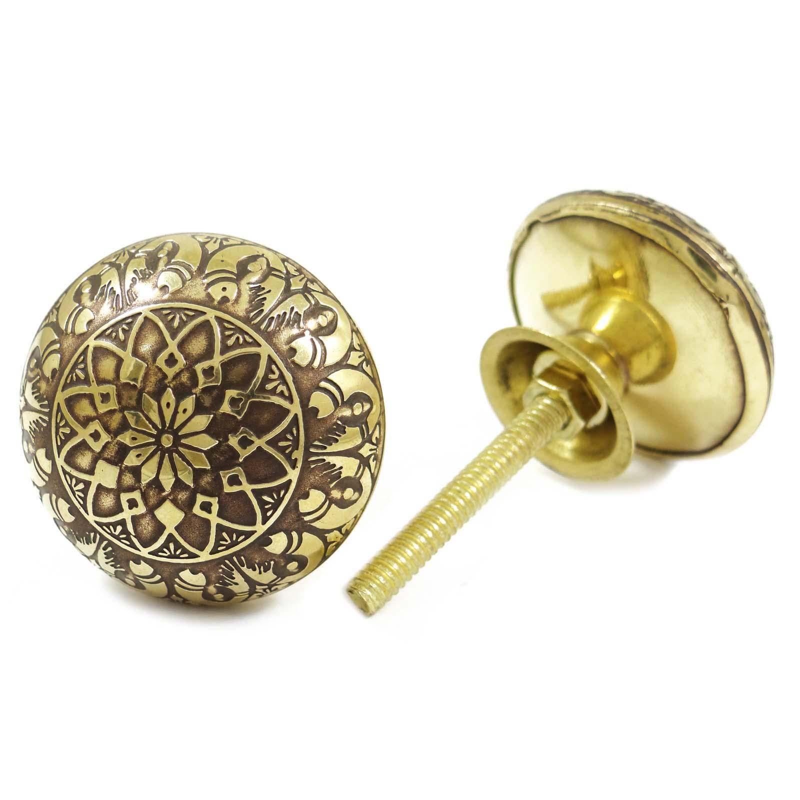 decorative cabinet door knobs photo - 7
