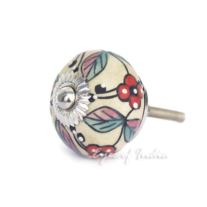 decorative ceramic door knobs photo - 14