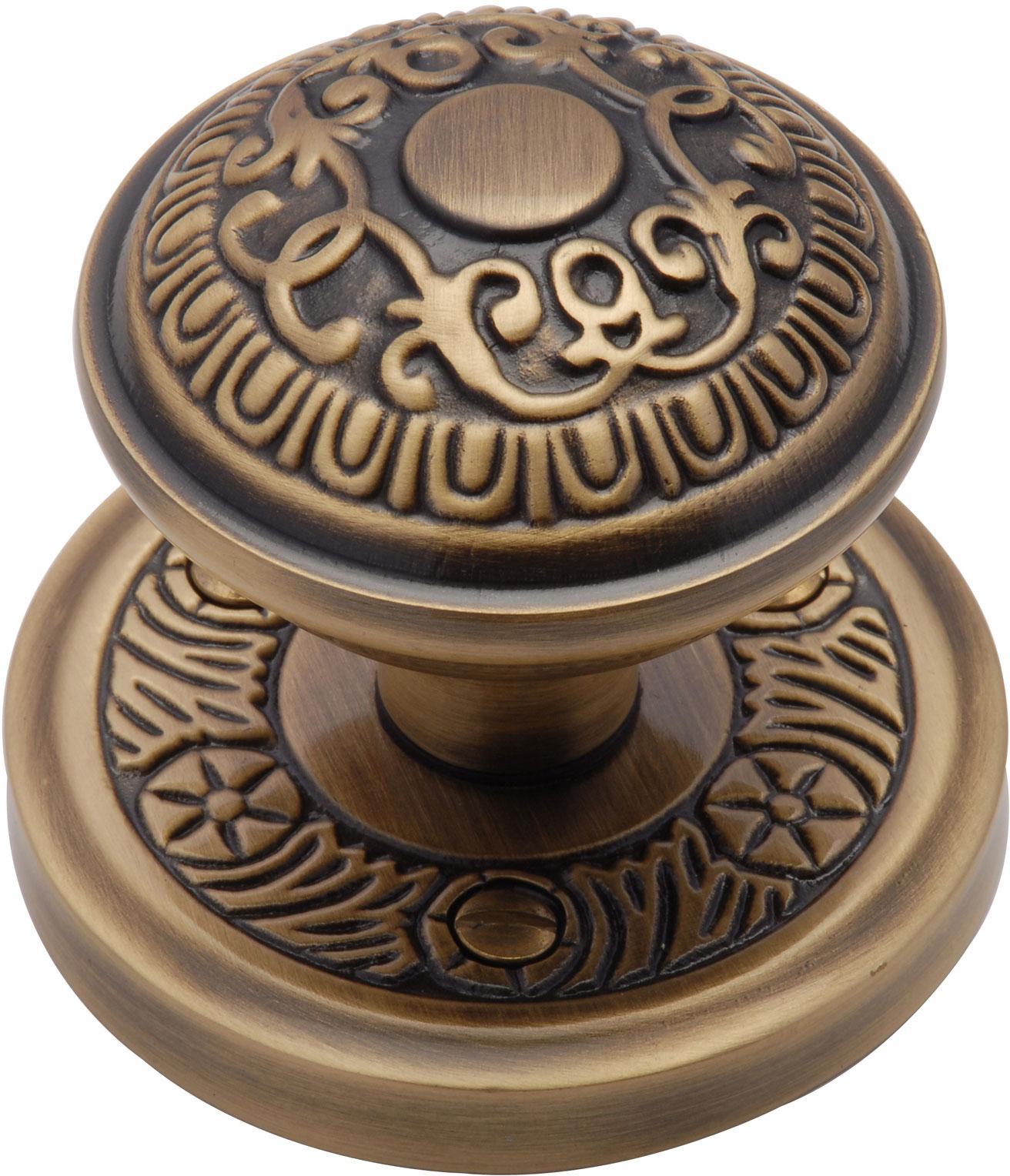 decorative door handles and knobs photo - 1
