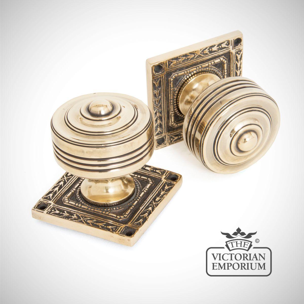 decorative door handles and knobs photo - 13