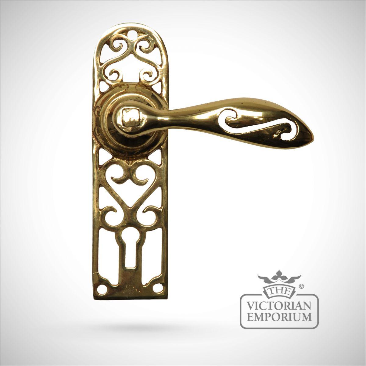 decorative door handles and knobs photo - 3