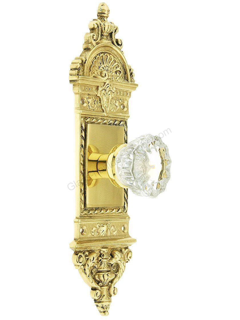 decorative door handles and knobs photo - 9
