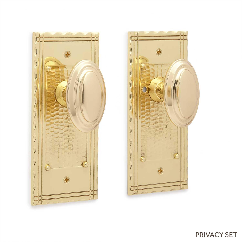decorative door knob plates photo - 6