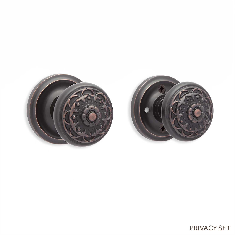 decorative door knob plates photo - 9