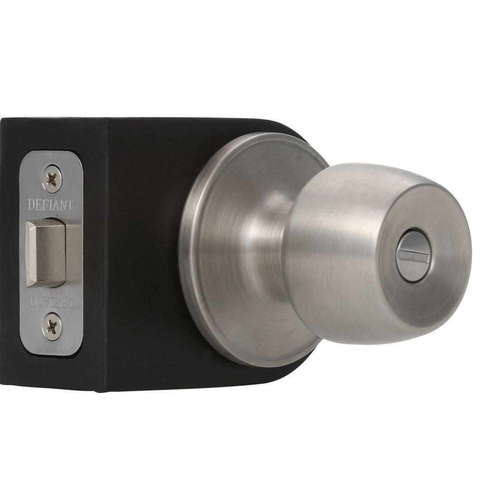 defiant door knob photo - 8
