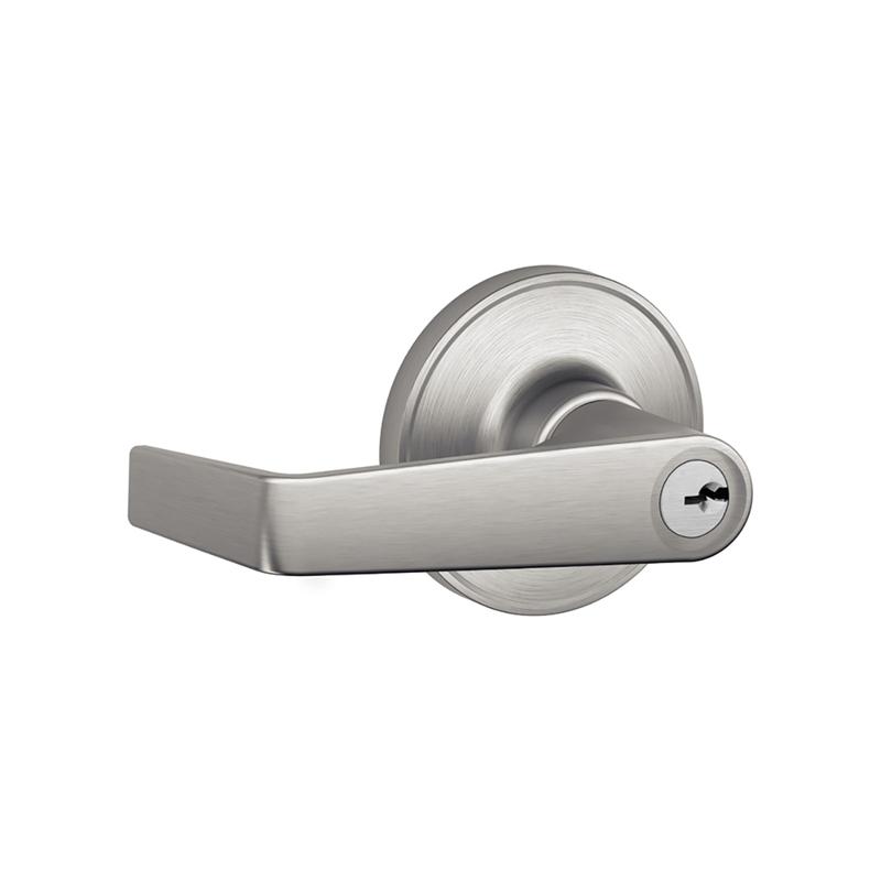dexter door knob removal photo - 16