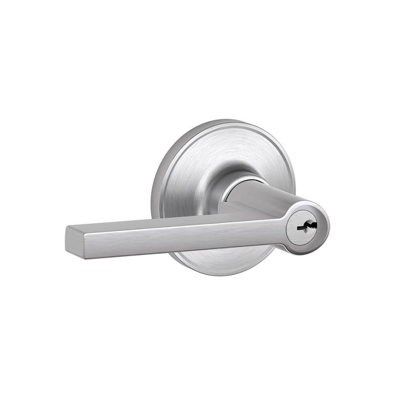 dexter door knob removal photo - 20