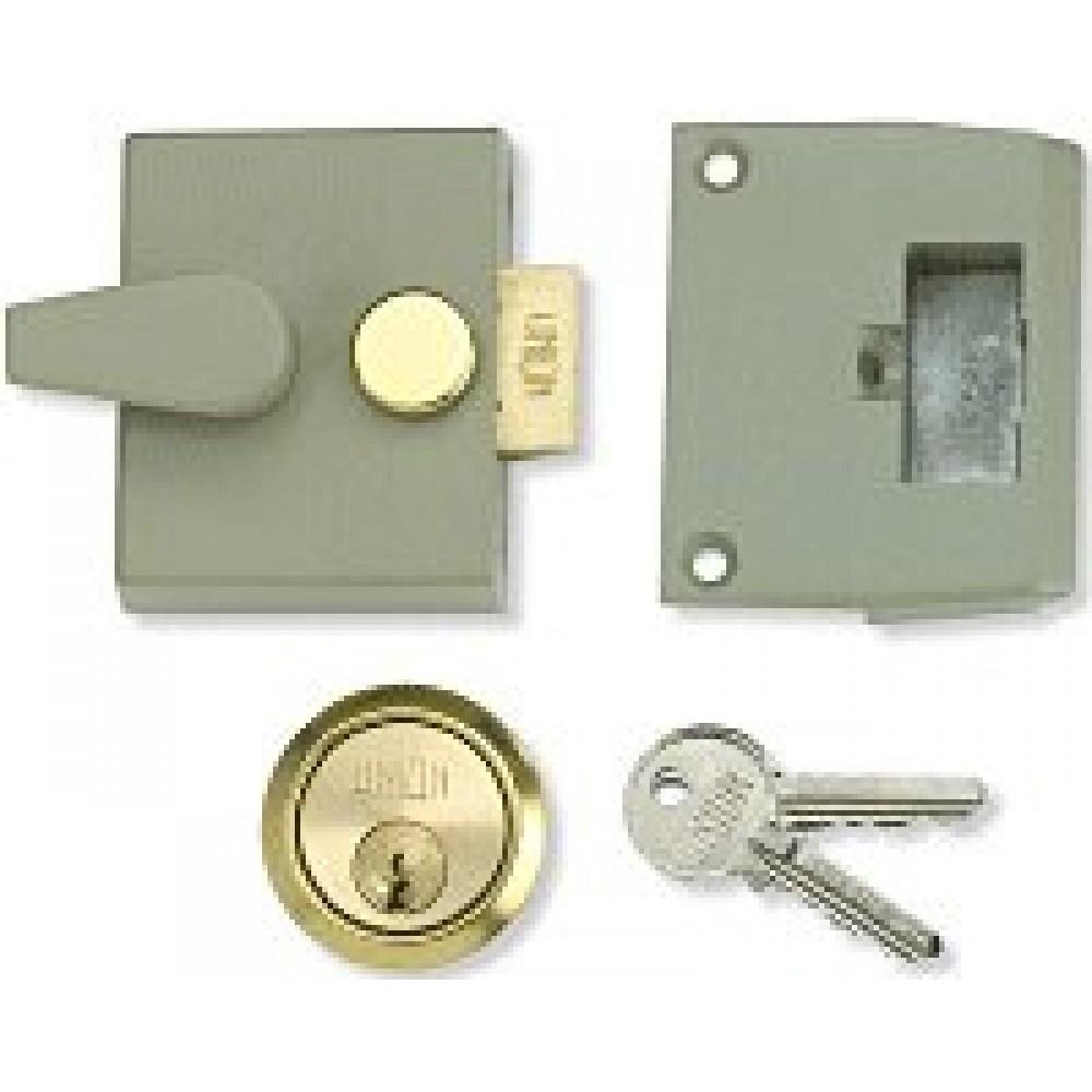 dexter door knob removal photo - 3