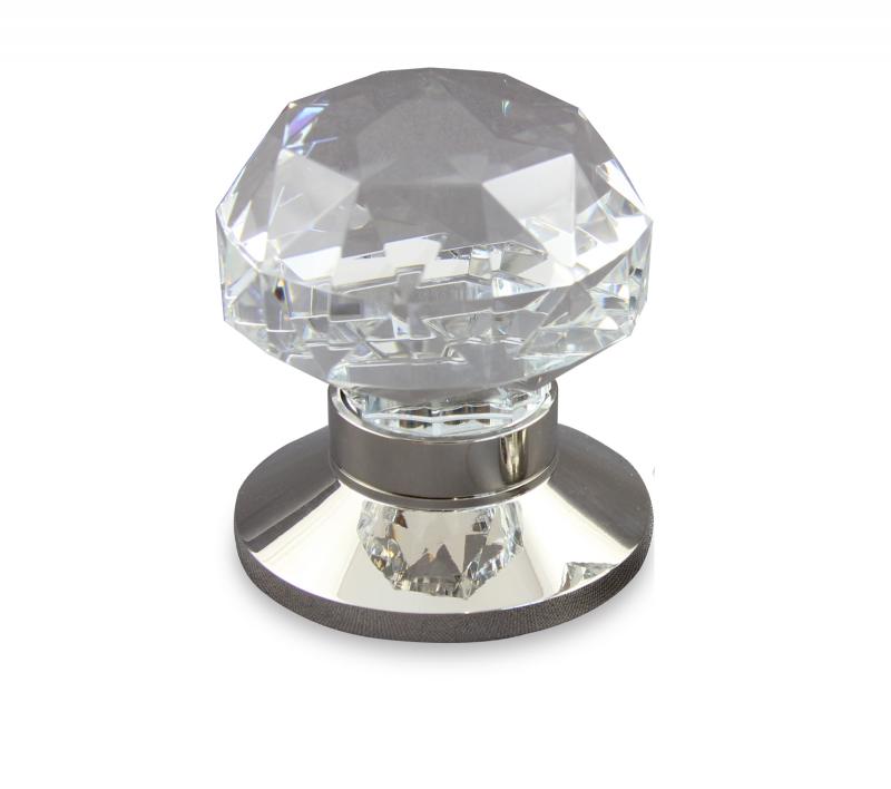 diamond door knobs photo - 7