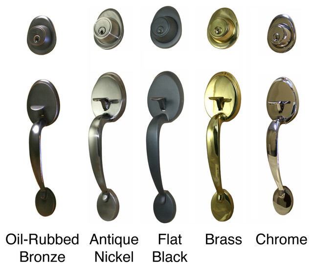 different kinds of door knobs photo - 14