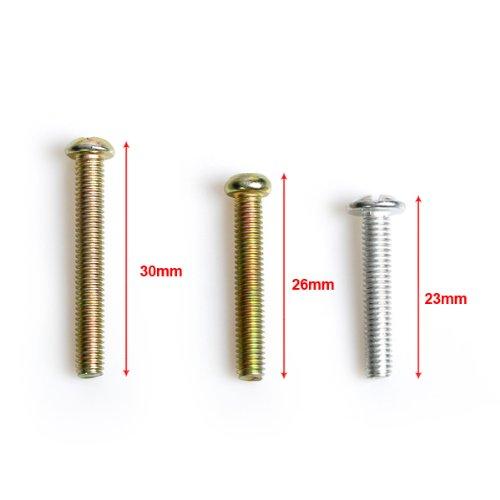 different kinds of door knobs photo - 8
