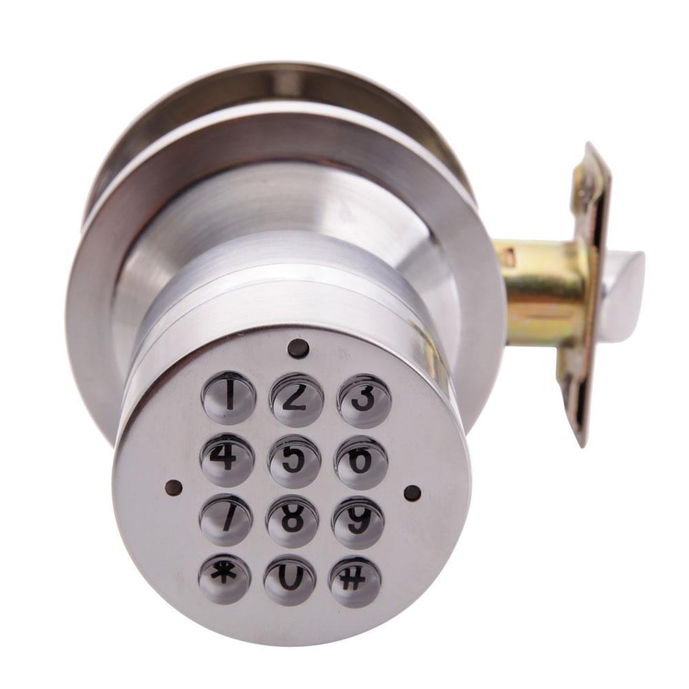 digital door knob photo - 16