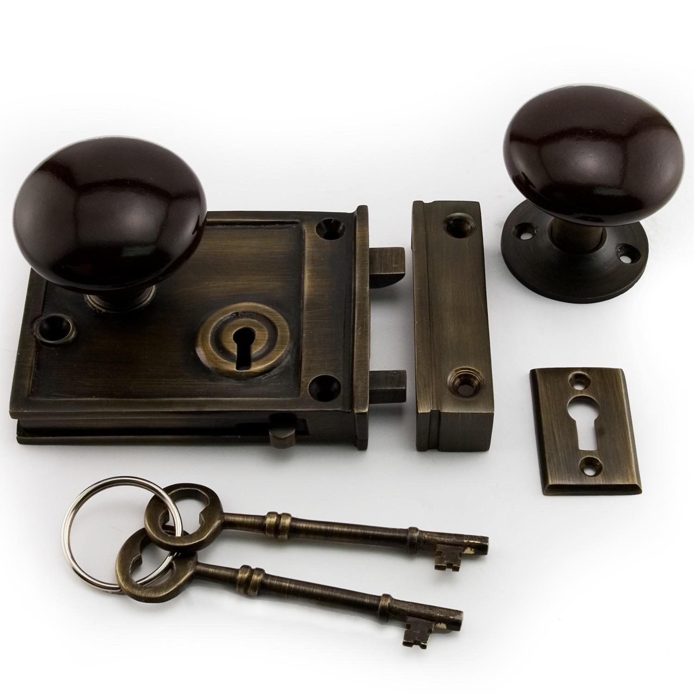 door hinges and knobs photo - 14