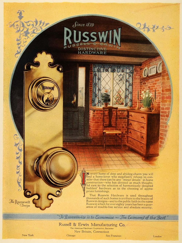 door knob advertising photo - 8