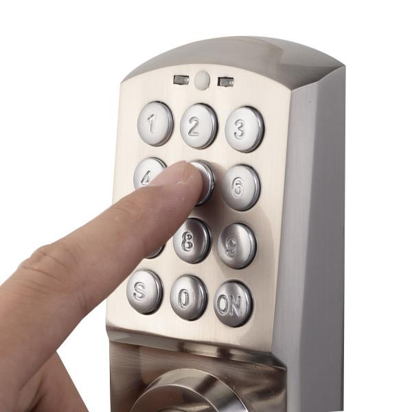 door knob alarm photo - 2