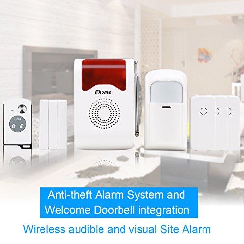 door knob alarm system photo - 11