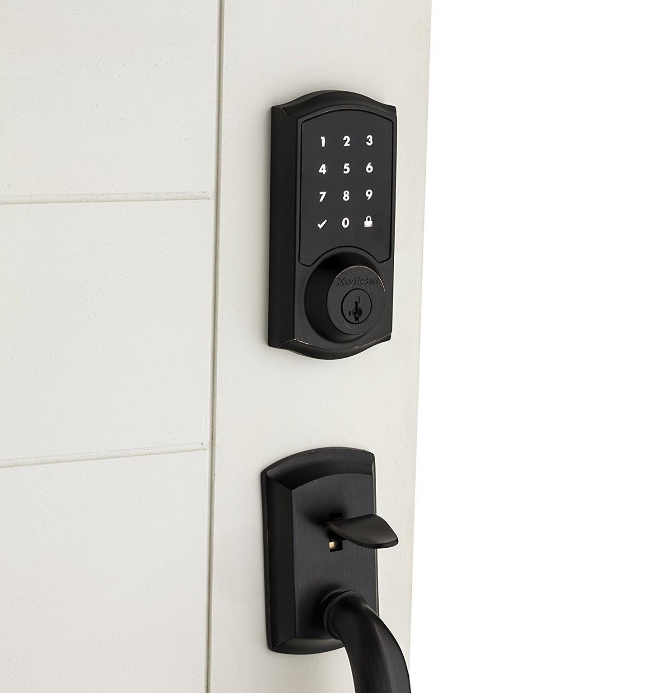 door knob alarm system photo - 7