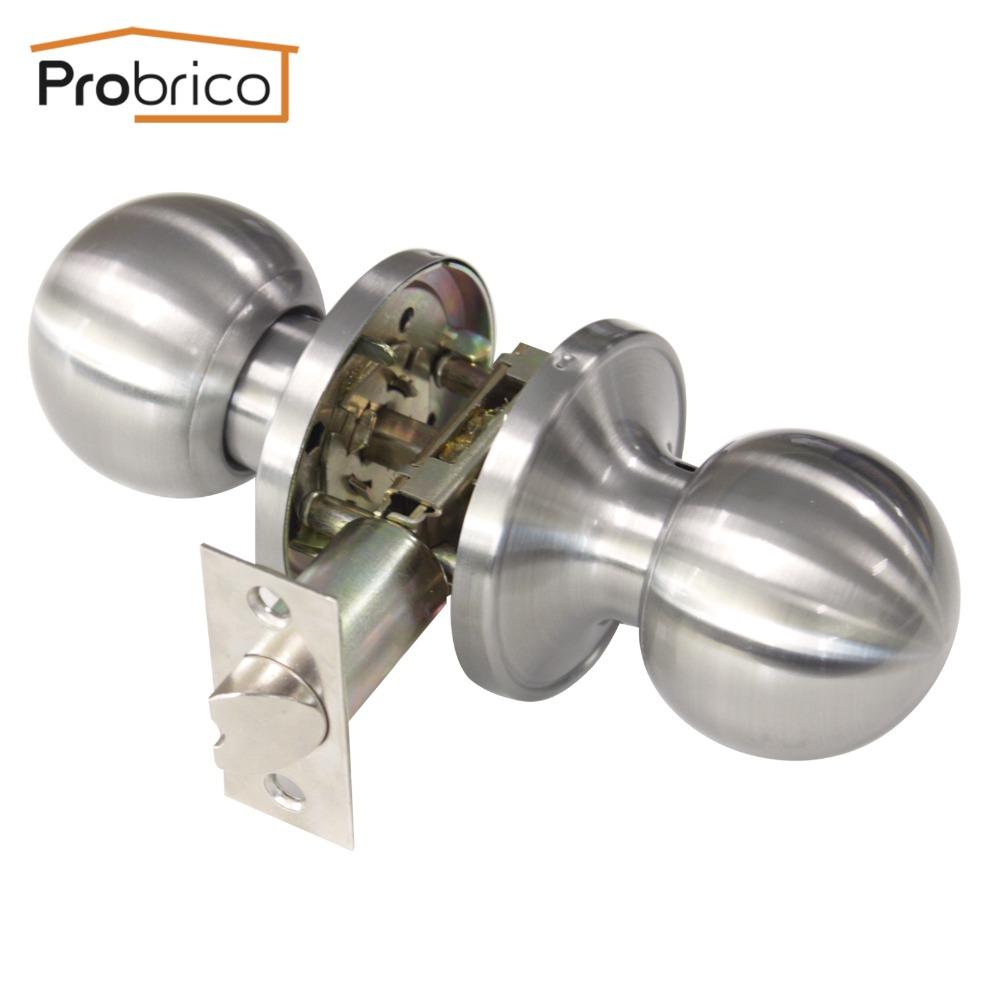 door knob and lock photo - 11