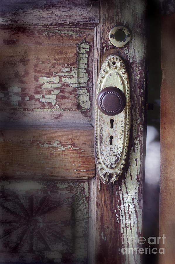 door knob art photo - 3