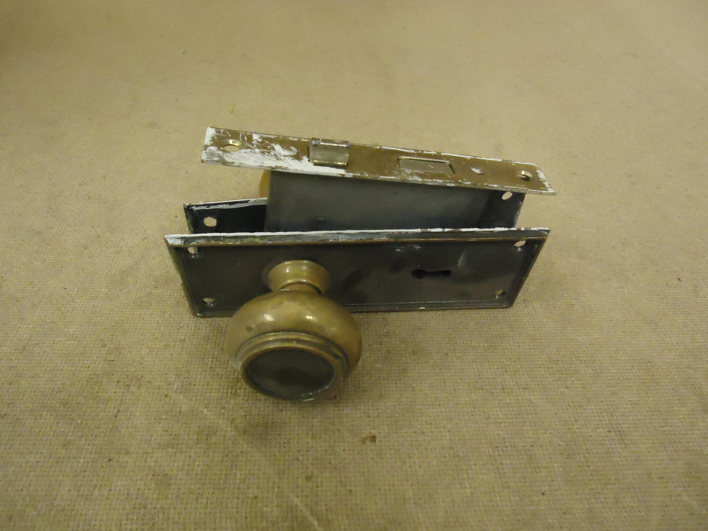 door knob assembly photo - 17