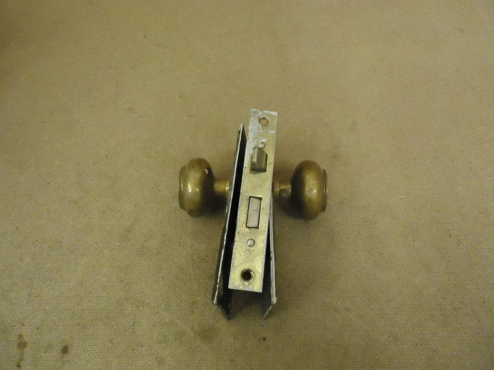 door knob assembly photo - 4