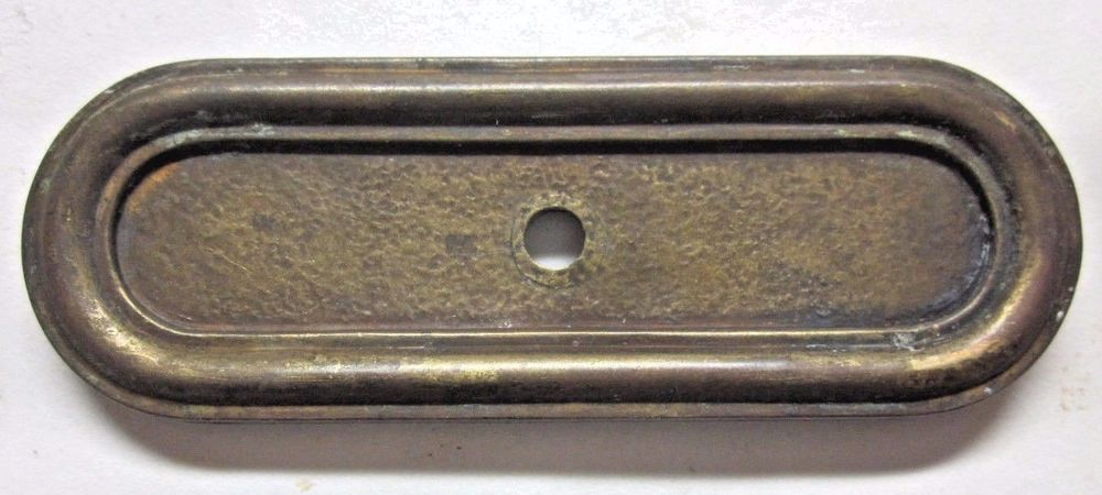 door knob back plates photo - 14