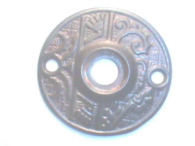 door knob back plates photo - 16