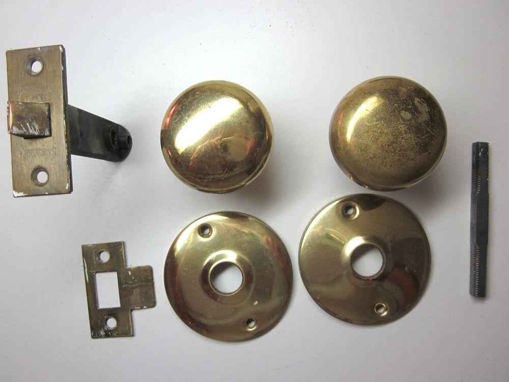 door knob backplates photo - 19