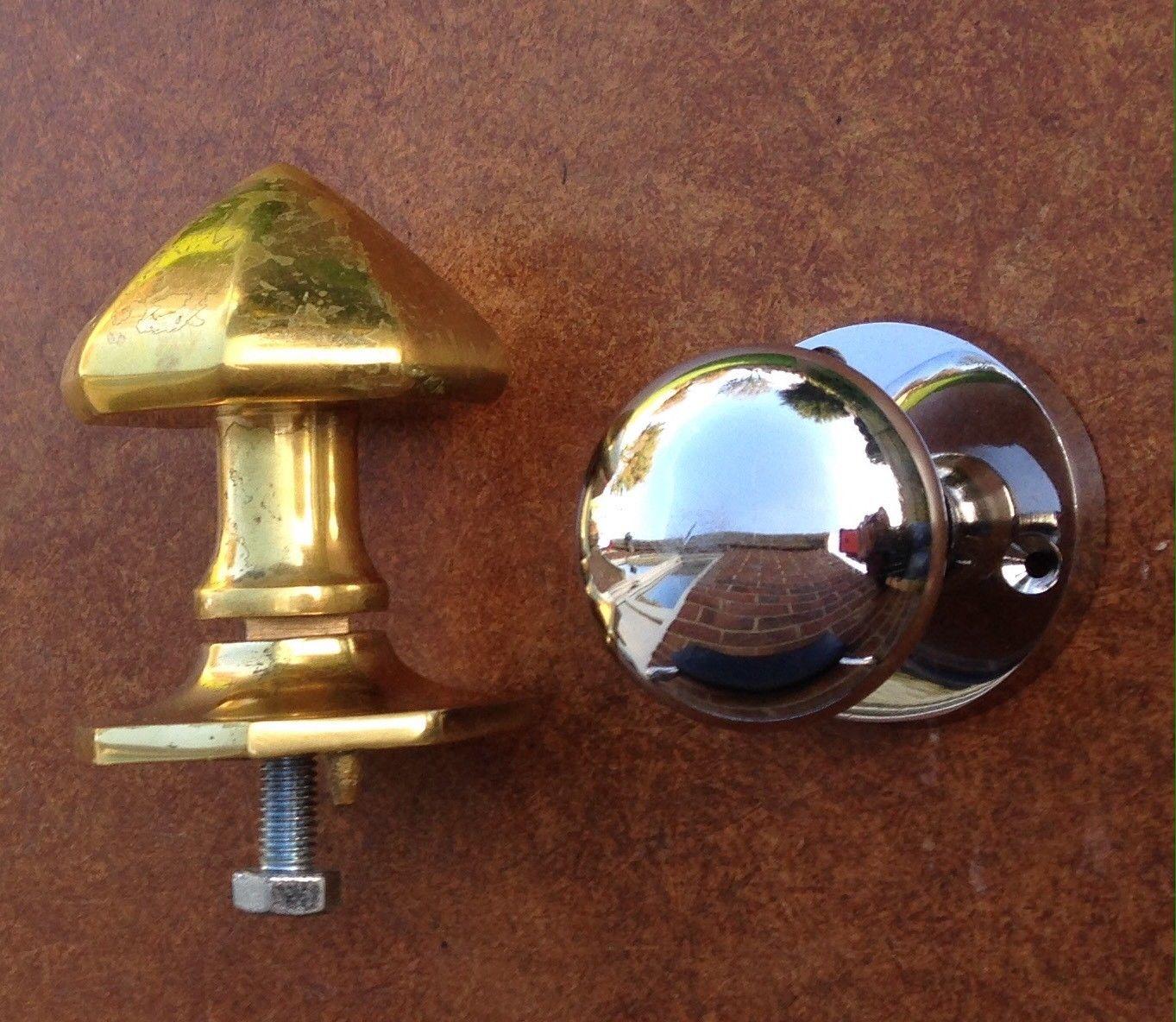 door knob brass photo - 13