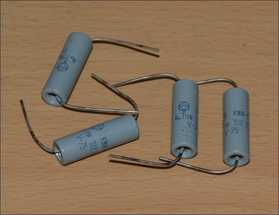 door knob capacitor photo - 10