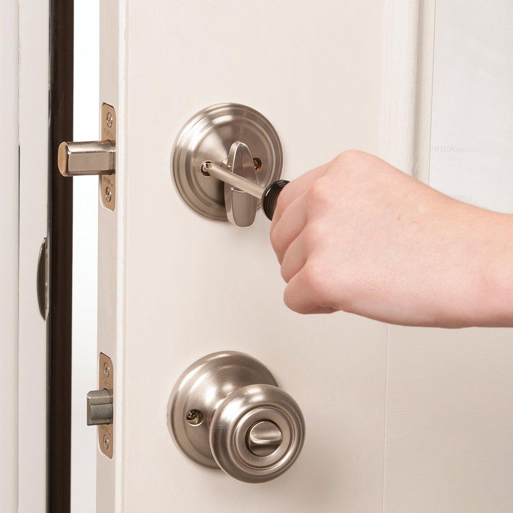 door knob child proof photo - 12