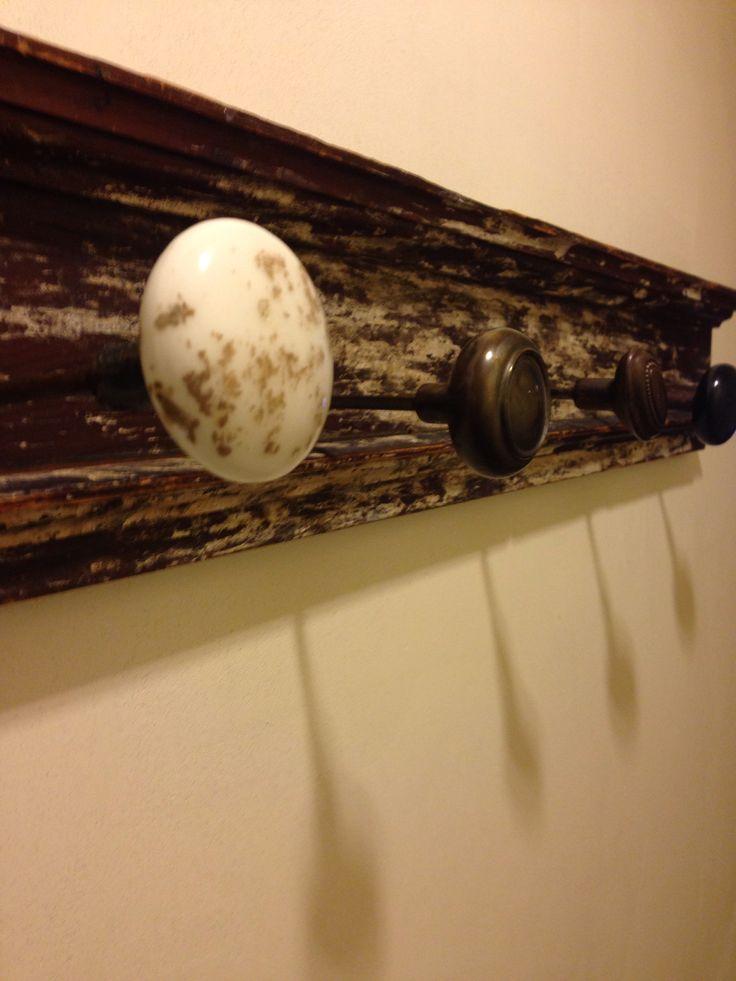 door knob coat hanger photo - 18