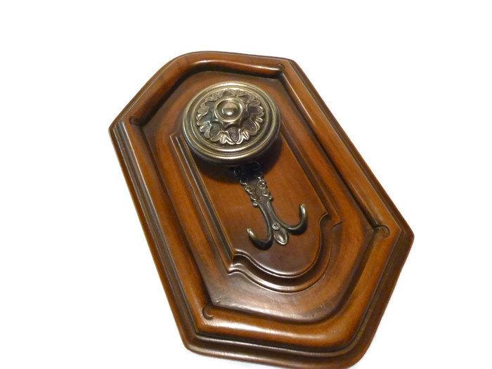 door knob coat hooks photo - 14