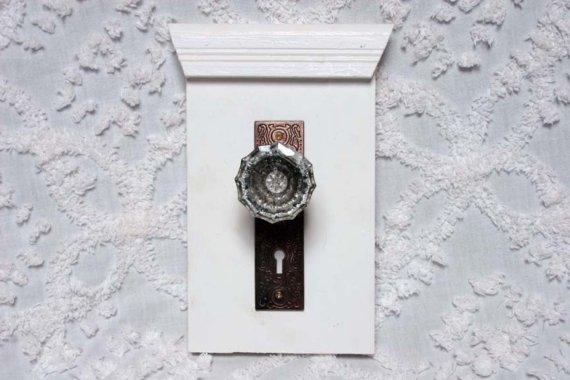 door knob coat hooks photo - 6