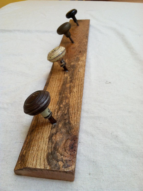 door knob coat rack photo - 10