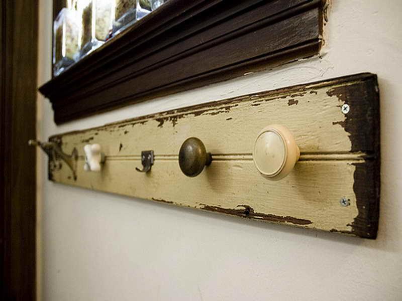 door knob coat rack photo - 17