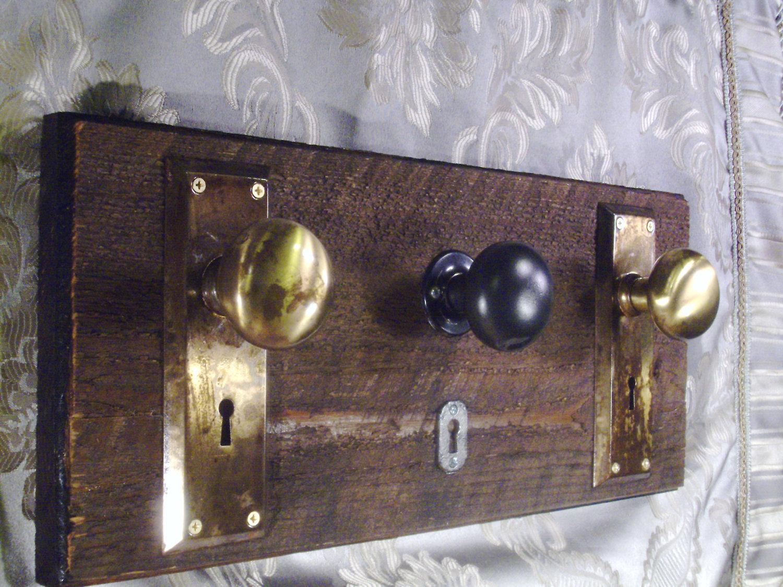 door knob coat rack photo - 18