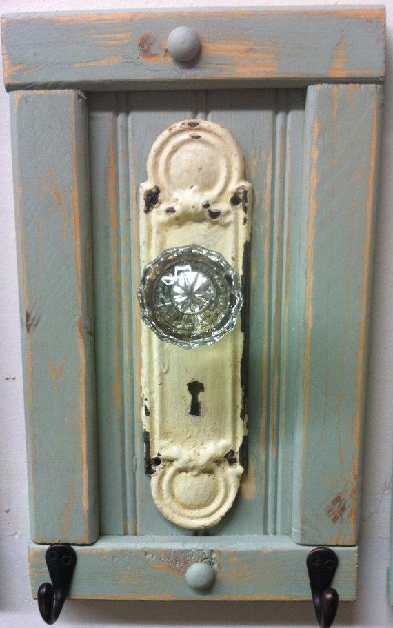 door knob coat rack photo - 20