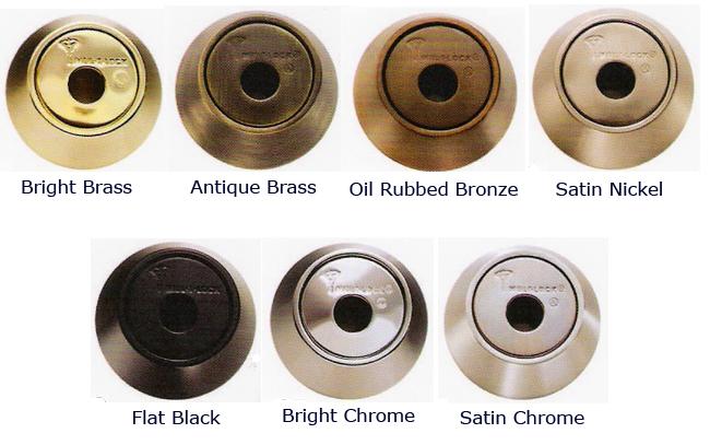 door knob colors photo - 2