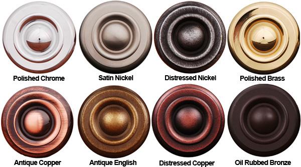 door knob colors photo - 3
