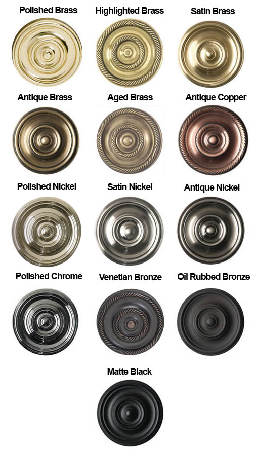 door knob colors photo - 4