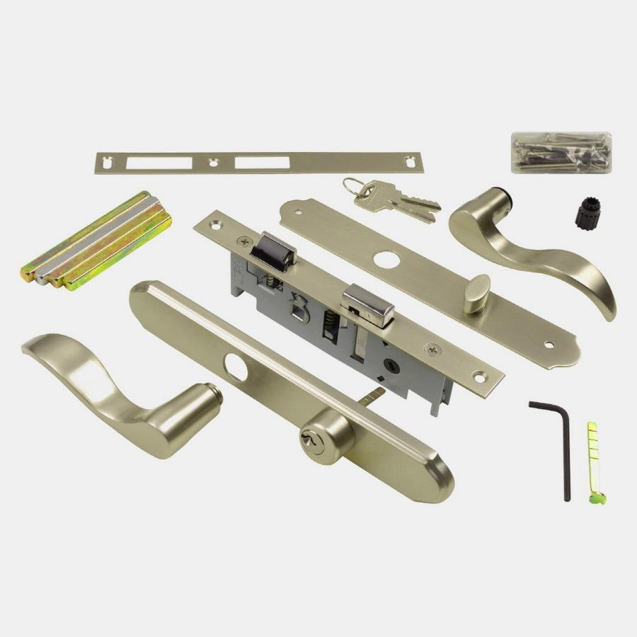 door knob components photo - 15