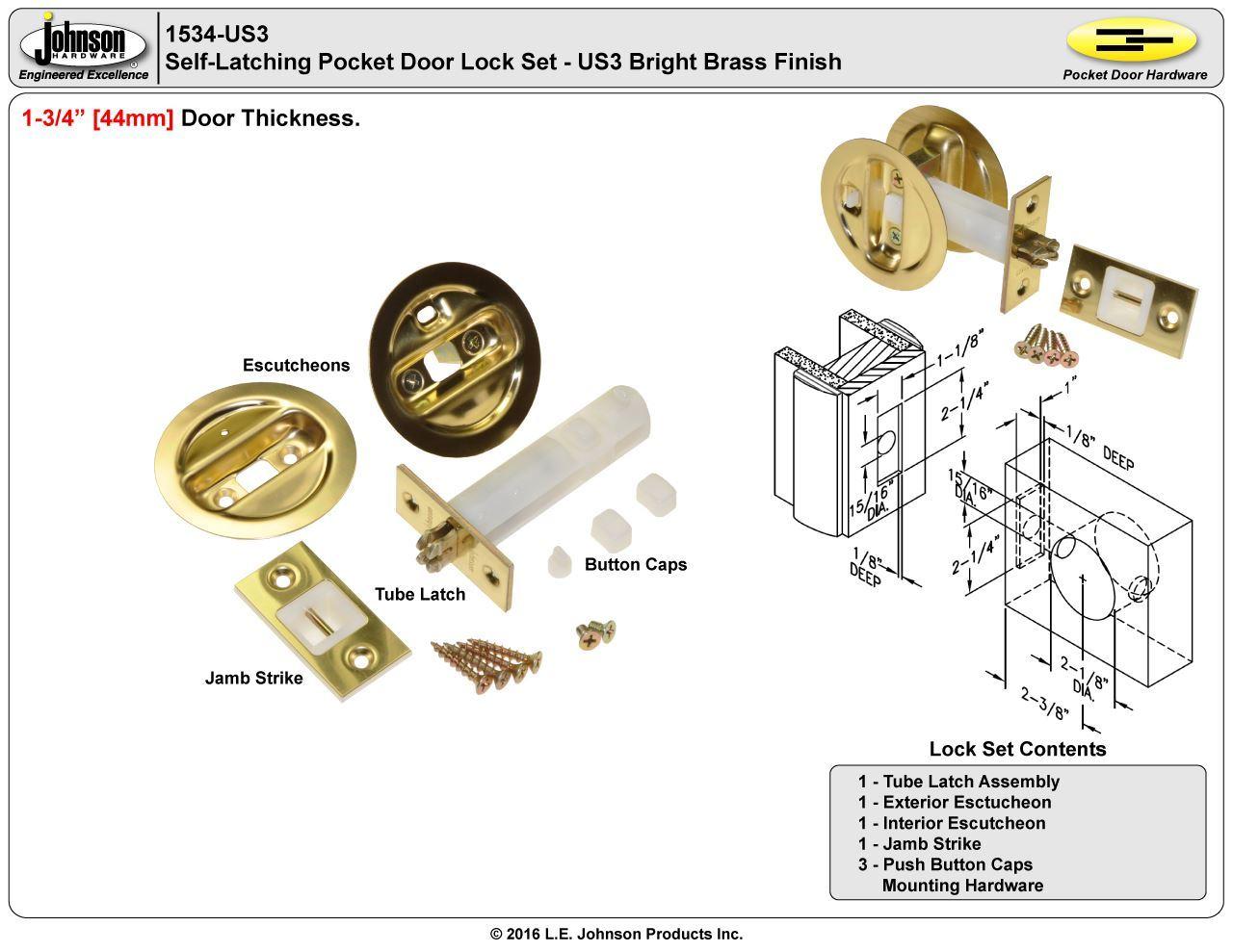 door knob components photo - 9