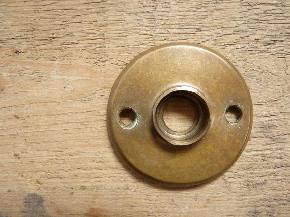 door knob cover plate photo - 12