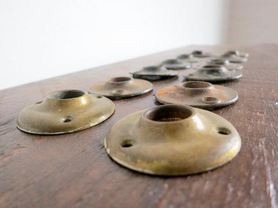 door knob cover plate photo - 8