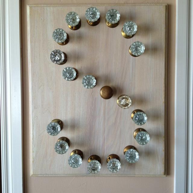 door knob crafts photo - 12