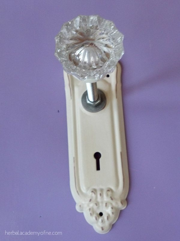 door knob curtain holdbacks photo - 11