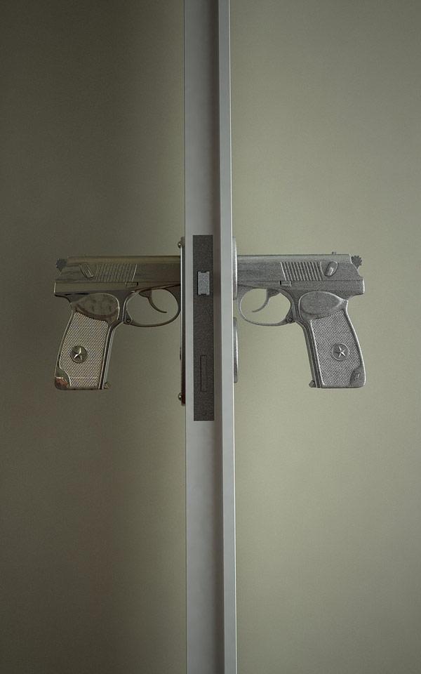 door knob design photo - 3